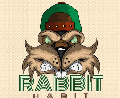 Rabbit habit cartoon